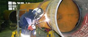 Технологические конструкции - Узлы трубопроводов